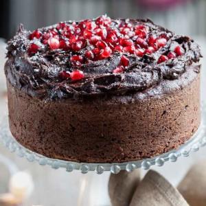 Glutenfreie Schokoladentorte
