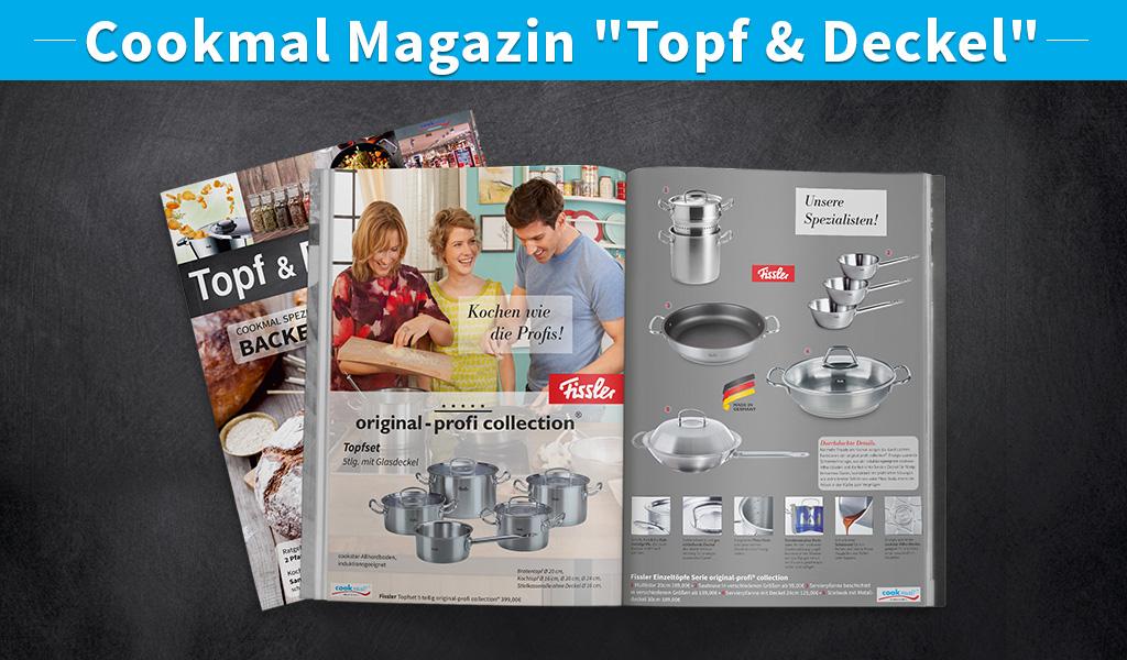 Zeitschrift Topf & Deckel