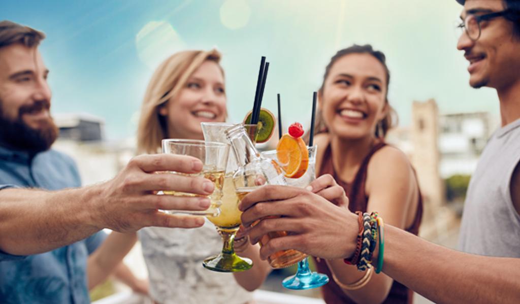 Cookmal alkoholfreie Cocktails Mocktails